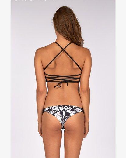 3 Sol Searcher V Wire Bandeau Bikini Top Black H3ST06BIP8 Billabong