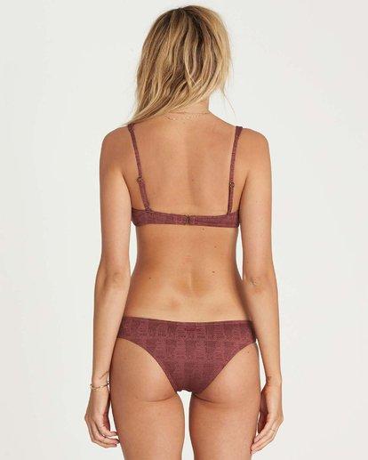 2 Way To Love Wired Bikini Top Violett H3ST26BIP8 Billabong