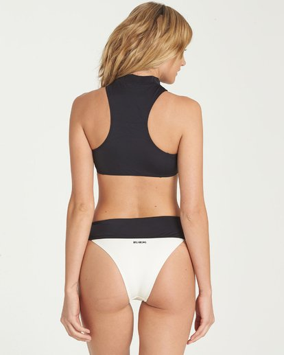 1 Re-Issue High Neck Bikini Top Black H3ST51BIP8 Billabong