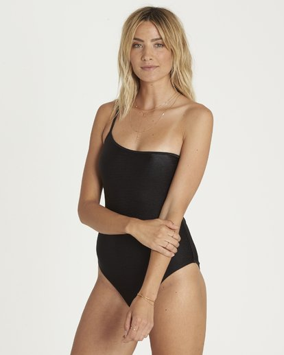 1 Love Bound One Piece Black H3SW07BIP8 Billabong