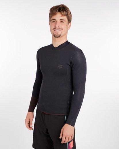 7 2/2 Revolution Dbah Reversible Wetsuit Jacket Marron H42M02BIP8 Billabong