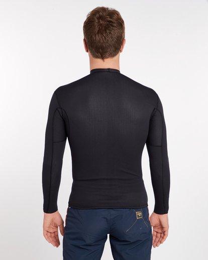 3 2/2 Revolution Pumpr Reversible Wetsuit Jacket Noir H42M06BIP8 Billabong