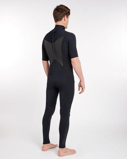 2 2/2 Absolute Comp Flatlock Spring Wetsuit Noir H42M19BIP8 Billabong