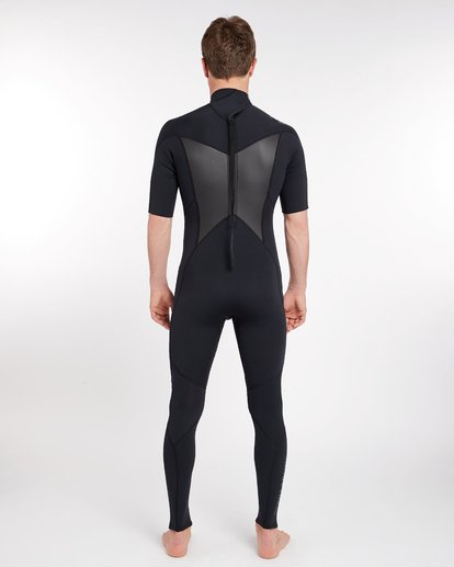 3 2/2 Absolute Comp Flatlock Spring Wetsuit Noir H42M19BIP8 Billabong