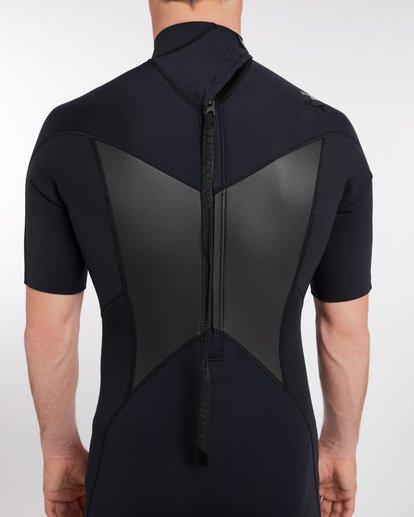 6 2/2 Absolute Comp Flatlock Spring Wetsuit Noir H42M19BIP8 Billabong