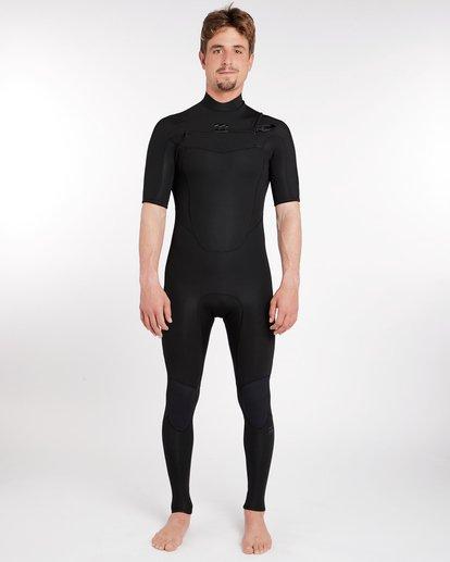 0 2/2 Absolute Comp Gbs Spring Wetsuit Noir H42M25BIP8 Billabong