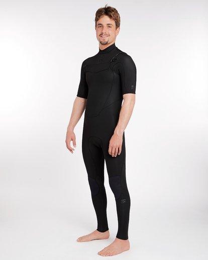 1 2/2 Absolute Comp Gbs Spring Wetsuit Noir H42M25BIP8 Billabong