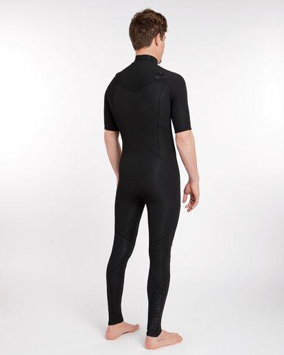 2 2/2 Absolute Comp Gbs Spring Wetsuit Noir H42M25BIP8 Billabong