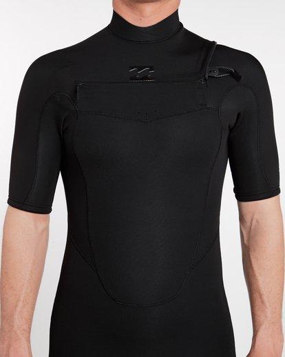 4 2/2 Absolute Comp Gbs Spring Wetsuit Noir H42M25BIP8 Billabong