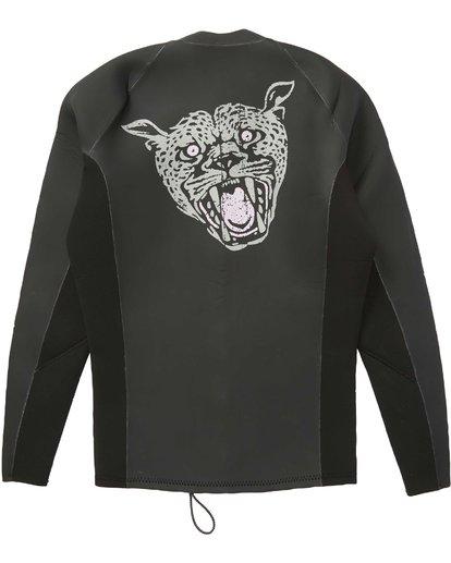 3 2/2 Wild Thing Revolution Glideskin Wetsuit Jacket Noir H42M30BIMU Billabong