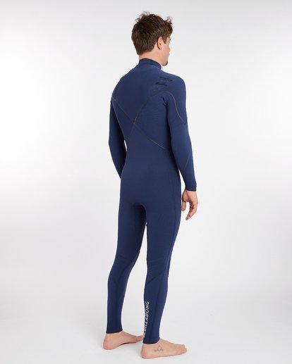 2 3/2 Furnace Comp Chest Zip Wetsuit Bleu H43M10BIP8 Billabong
