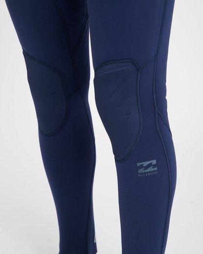 6 3/2 Furnace Comp Chest Zip Wetsuit Bleu H43M10BIP8 Billabong