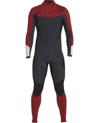 0 3/2 Absolute Chest Zip Wetsuit Rouge H43M14BIP8 Billabong