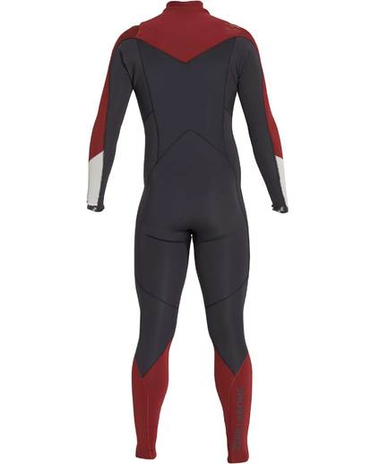 3 3/2 Absolute Chest Zip Wetsuit Rouge H43M14BIP8 Billabong