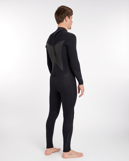 2 3/2 Absolute Back Zip Wetsuit Noir H43M16BIP8 Billabong