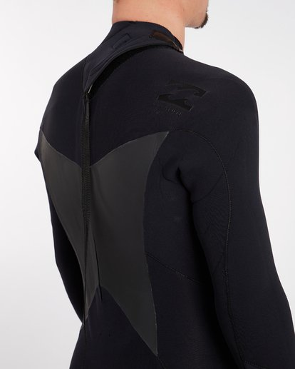 5 3/2 Absolute Back Zip Wetsuit Noir H43M16BIP8 Billabong
