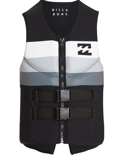 0 Dbah CGA Wake Vest Noir H4VS03BIP8 Billabong