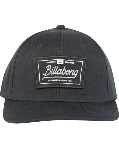 0 Walled Stretch Cap Noir H5CF02BIP8 Billabong