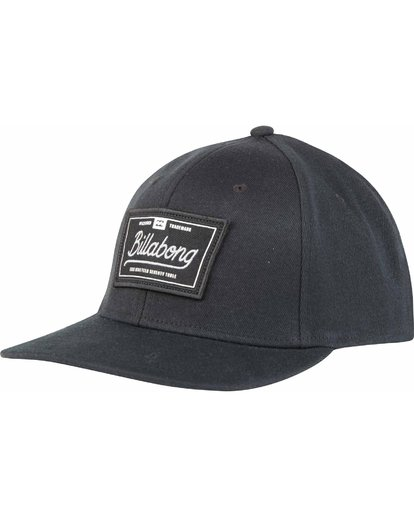 2 Walled Stretch Cap Noir H5CF02BIP8 Billabong