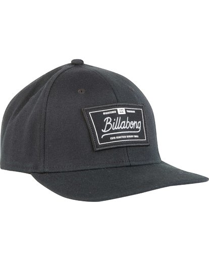 3 Walled Stretch Cap Noir H5CF02BIP8 Billabong