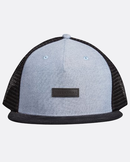 1 Oxford Snapback Gris H5CM05BIP8 Billabong