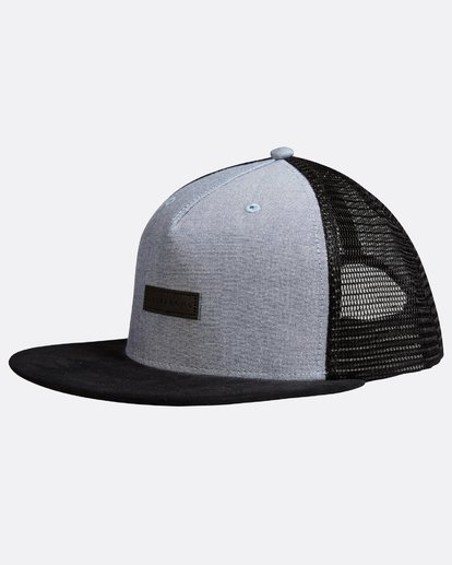 1 Oxford Trucker Hat Azul H5CT05BIP8 Billabong