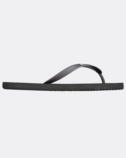 2 Tides Solid Sandals Black H5FF01BIP8 Billabong