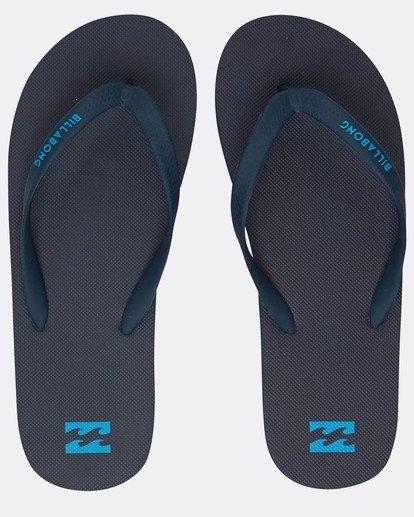 0 Tides Solid Sandals Azul H5FF01BIP8 Billabong
