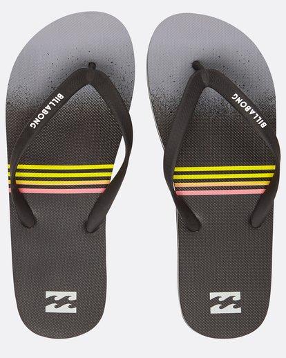 0 Tides Fifty50 Sandals Noir H5FF06BIP8 Billabong
