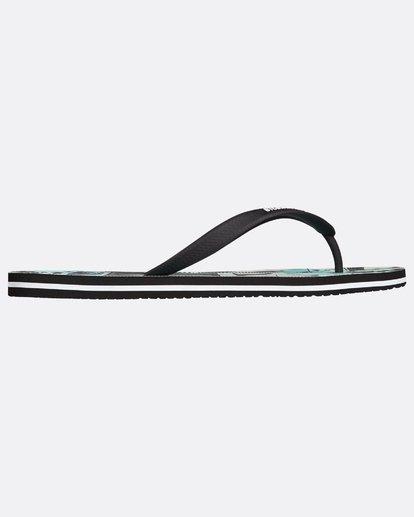 1 Tides Frame Sandals Vert H5FF07BIP8 Billabong