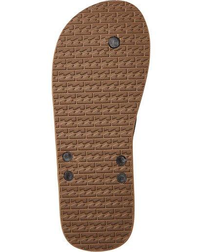 3 All Day Sandals Grey H5FF09BIP8 Billabong