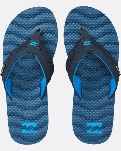 0 Dunes Impact Sandals Blue H5FF19BIP8 Billabong
