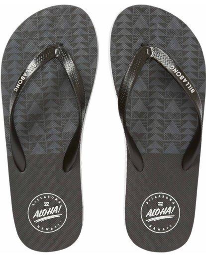 2 Tides Hawaii Sandals Noir H5FF20BIP8 Billabong