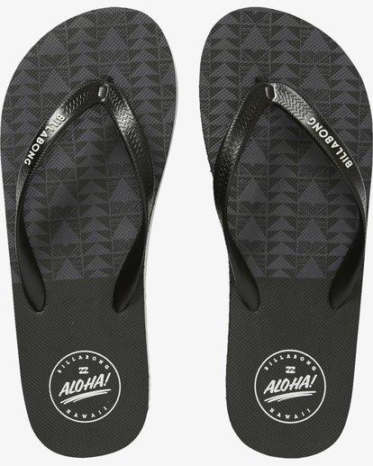 0 Tides Hawaii Sandals Noir H5FF20BIP8 Billabong
