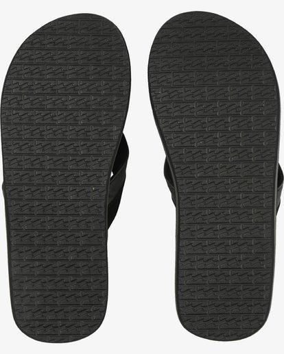 2 All Day Nubuck Sandals Noir H5FF51BIMU Billabong