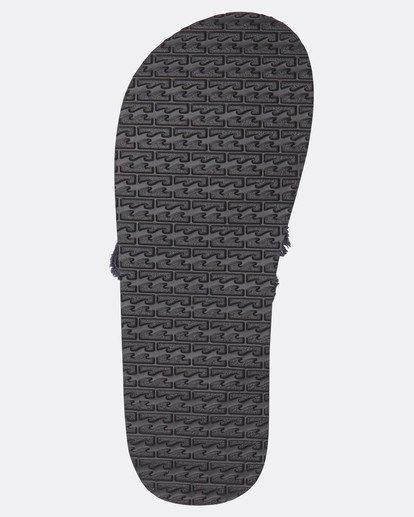 2 Operator Sandals Noir H5FF52BIMU Billabong