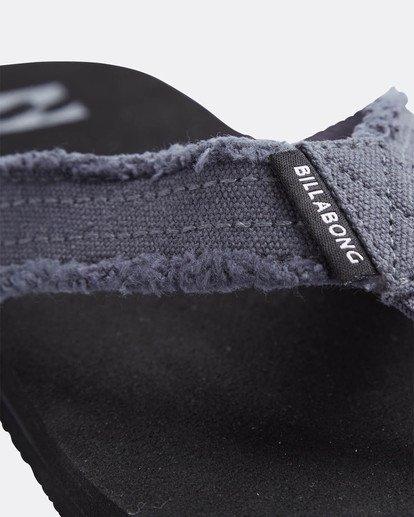 4 Operator Sandals Noir H5FF52BIMU Billabong