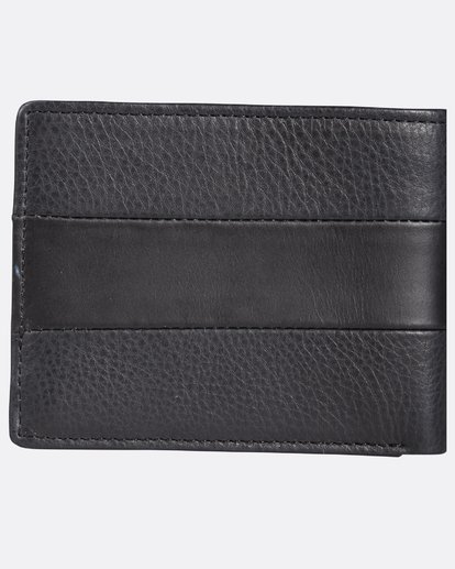 1 Tribong Leather Wallet Noir H5LW03BIP8 Billabong