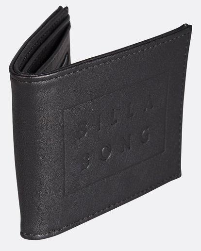2 Die Cut Wallet Noir H5WM02BIP8 Billabong
