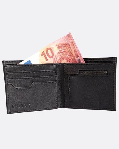 3 Die Cut Wallet Noir H5WM02BIP8 Billabong