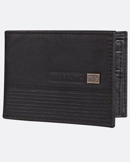 0 Vacant Wallet Noir H5WM03BIP8 Billabong