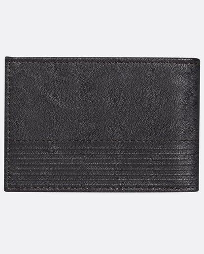 2 Vacant Wallet Noir H5WM03BIP8 Billabong
