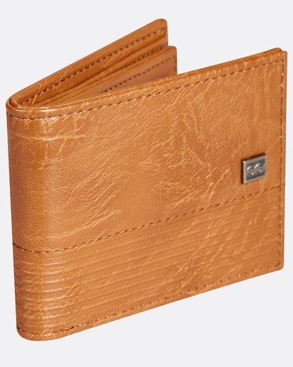 1 Vacant Wallet Beige H5WM03BIP8 Billabong