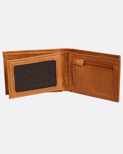 4 Vacant Wallet Beige H5WM03BIP8 Billabong