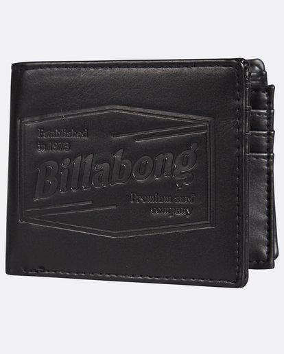 0 Junction Wallet Noir H5WM06BIP8 Billabong