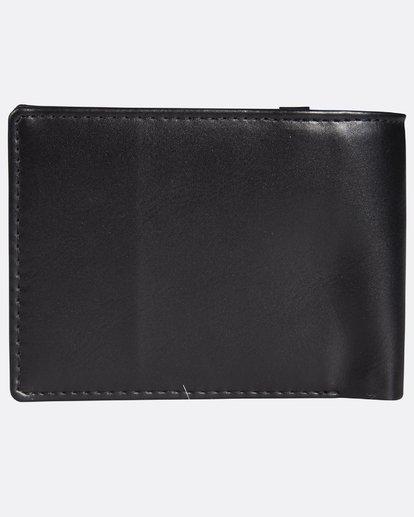 1 Junction Wallet Noir H5WM06BIP8 Billabong