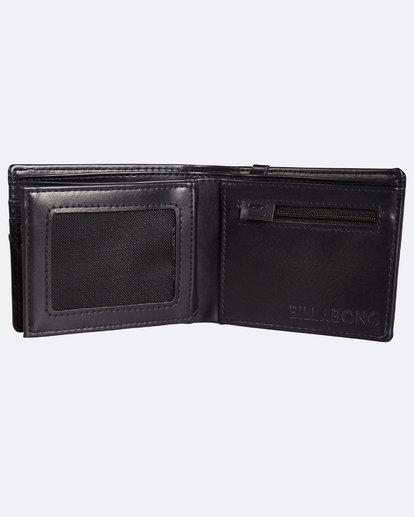 4 Junction Wallet Noir H5WM06BIP8 Billabong