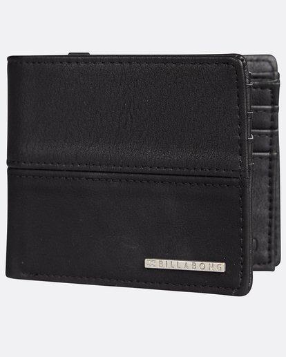 0 Fifty50 Wallet Noir H5WM08BIP8 Billabong