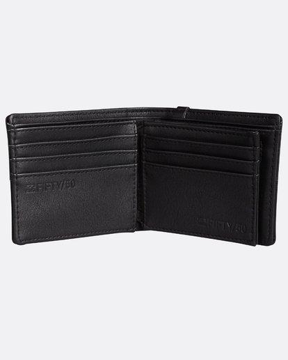 3 Fifty50 Wallet Noir H5WM08BIP8 Billabong