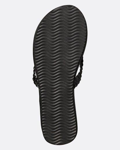 3 Beach Braid Sandals Noir H9FF07BIP8 Billabong